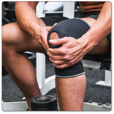 Meniscus knee brace might not be the correct thing to use for healing